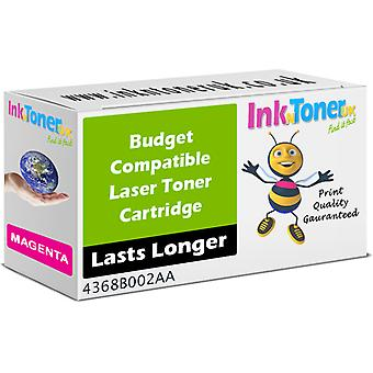 Compatible Toner 729 Magenta 4368B002AA Cartridge for Canon LBP7010C