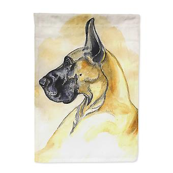 Carolines Schätze 7071-Flagge-PARENT rehbraunen Dogge Flagge