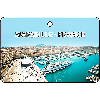 Marseille - France Car Air Freshener