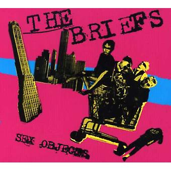 Briefs - Sex Objects [CD] USA import