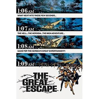 The Great Escape Poster Poster Print