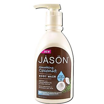 Jason Bodycare, Coconut Body Wash, 887ml