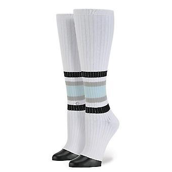 Stance Rihanna Tip Toe Baby Socks - White