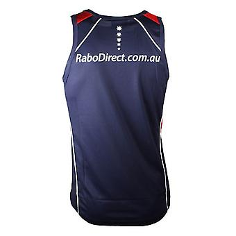 BLK melbourne rebels rugby training singlet