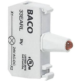 LED Yellow 130 V BACO