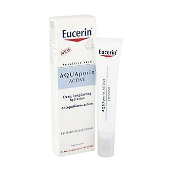 Eucerin AQUAporin ACTIVE Revitalising Eye Cream | LifeandLooks.com