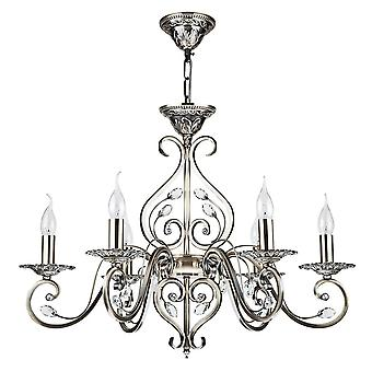 Maytoni Lighting Leaves Royal Classic Collection Chandelier , Bronze