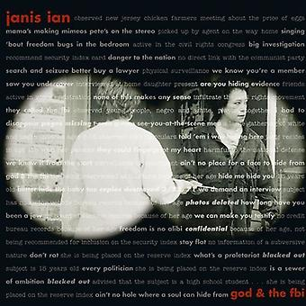 Janis Ian - God & the FBI [CD] USA import