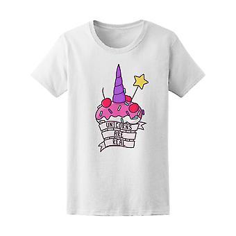 Fantasía de unicornio de la Magdalena Tee mujer-imagen de Shutterstock