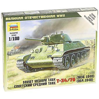 Soviet Tank T 34