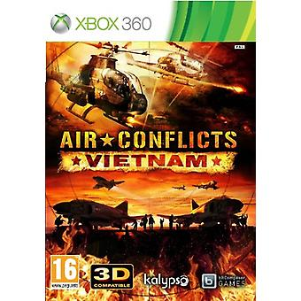 Air Conflicts Vietnam (Xbox 360) - Factory Sealed