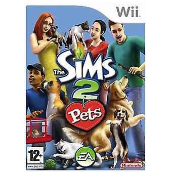 Die Sims 2 Haustiere (Wii)