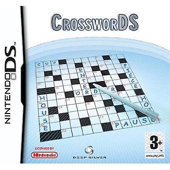 CrossworDS (Nintendo DS)