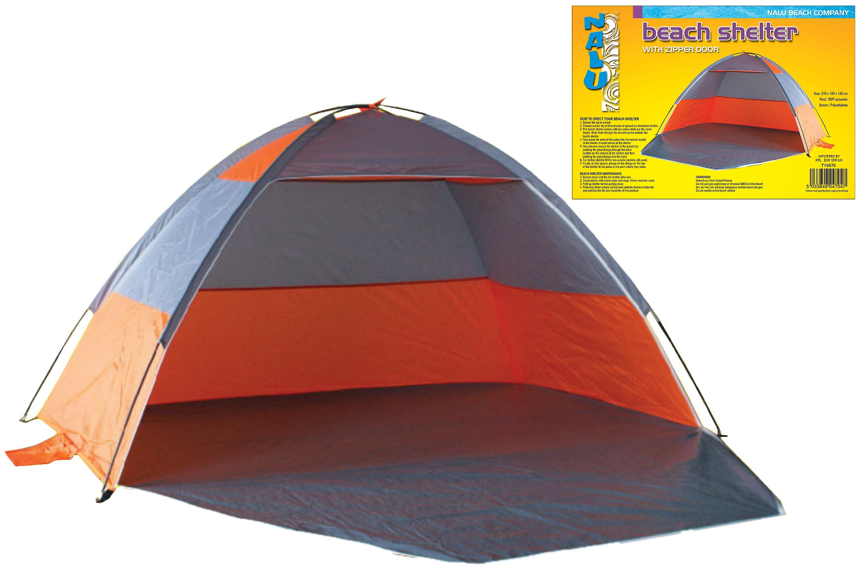 Abrigo de barraca de praia Monodome nalu 210 x 120 x 120 cm
