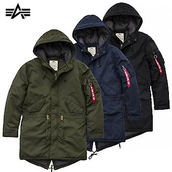Alpha industries hooded fishtail CW TT jacket