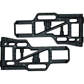 Spare part Reely EL347F,EL347R Lower wishbones (front &rear)