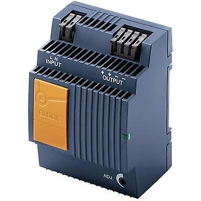 Block PEL 230/12-6,5 Rail mounted PSU (DIN) 12 Vdc 6.5 A 2 x
