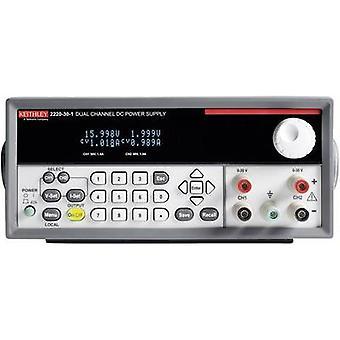 Keithley 2200-72-1 Bench PSU (adjustable voltage) 0 - 72 Vdc 0 - 1.2 A 86 W No. of outputs 1 x