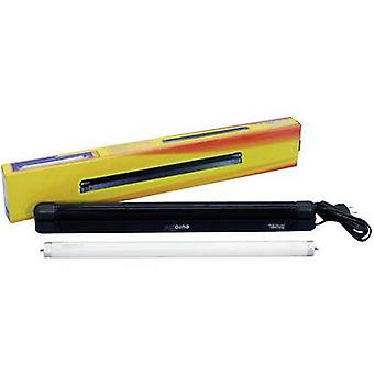 UV fluorescent tube set Eurolite 45 cm Slim UV & weiss Fluorescent tube 15 W White