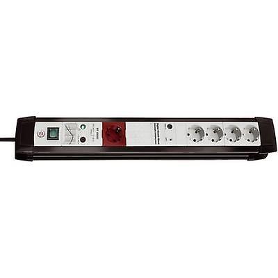 Brennenstuhl 1156050955 intelligent power strips (master slave strips) 5x noir-gris PG connector