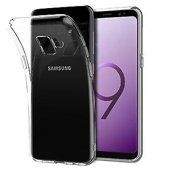 Samsung Galaxy S9 transparent case cover silicone