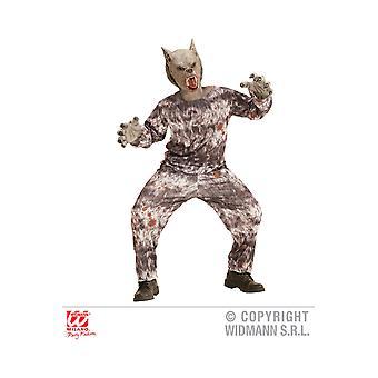 Children's costumes  Halloween werewolf costume for children
