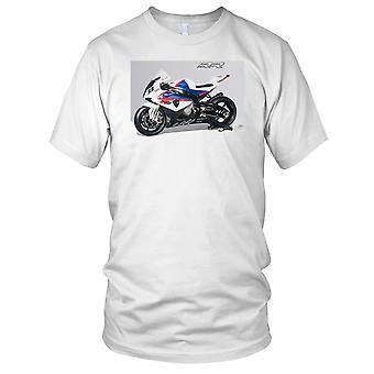 BMW s1000RR Sports Bike Mens T Shirt