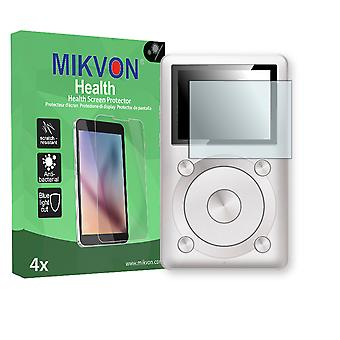 FiiO X1 Screen Protector - Mikvon Health (Retail Package with accessories)