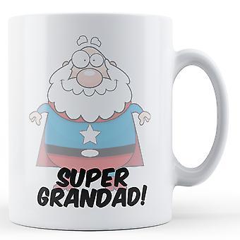 Super bestefar - trykte krus
