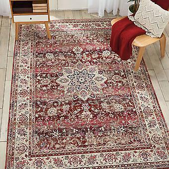 Teppiche - Vintage Kashan - VKA01 rot