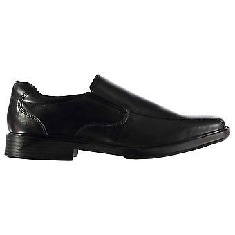 Kangol Kids Boys Castor Slip On Shoes Junior Padded Ankle Collar Small Heel