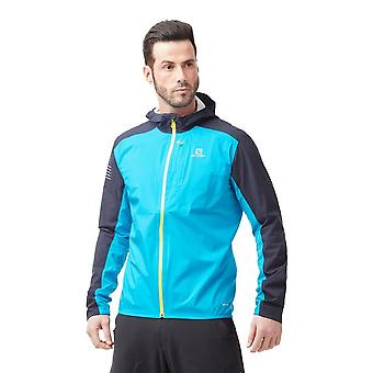 Salomon Bonatti wasserdichte Herrenjacke