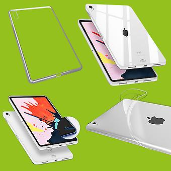 For Apple iPad Pro 11.0 inch 2018 transparent bag sleeve case TPU silicone thin
