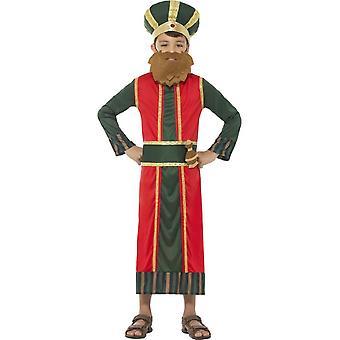 الملك وغاسبار زي، وعيد الميلاد المهد الرجل الحكيم، والمتوسطة في سن 7-9