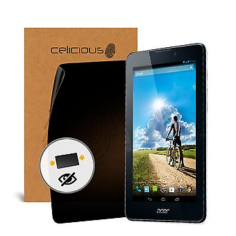 Celicious Privacy 2-Way Anti-Spy Filter Screen Protector Film Compatible with Acer Iconia Tab 7 A1-713