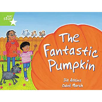 Rigby Star Guided 1 Green Level - The Fantastic Pumpkin - Pupil Book by