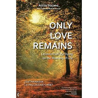 Only Love Remains - Lessons from the Dying on the Meaning of Life - Eu