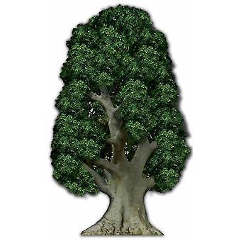 Großer Baum - Karton Ausschnitt / AC