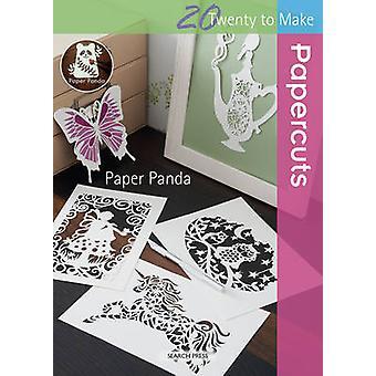 Paper Cuts von Papier Panda - Louise Firchau - 9781782211914 Buch