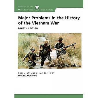 Stora problem i Vietnamkriget - dokument och uppsats historia