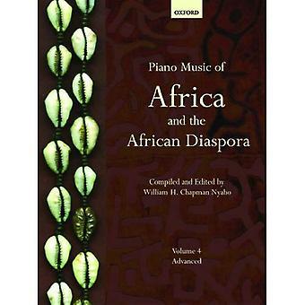 Klaviermusik von Afrika und der afrikanischen Diaspora-Band 4: erweiterte: erweiterte v. 4 (Klaviermusik der afrikanischen Diaspora)