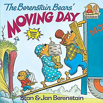 Les Berenstain Bears' Moving Day (Berenstain porte premier temps livres)