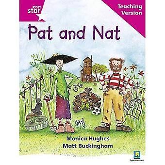 Pat et Nat : occasion Phonic rose niveau (Star Rigby guidé)