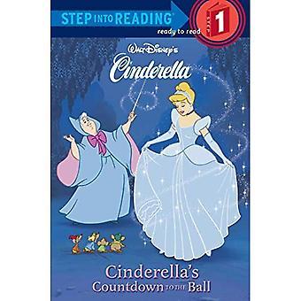 Cinderella's aftellen naar de bal (stap in lezing: A stap 1 boek)