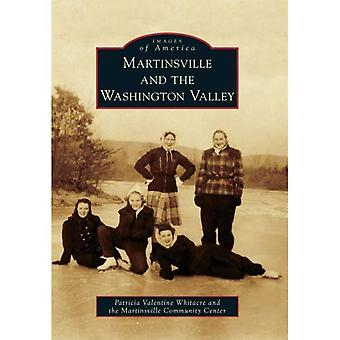 Martinsville and the Washington Valley (Images of America (Arcadia Publishing))