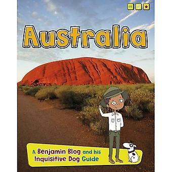 Austrália: Um Blog de Benjamin e curiosos seu cão-guia (guias do país, com Benjamin Blog e seu Inquisitive...