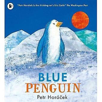 Pingouin bleu