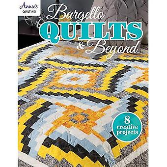Bargello Quilts & Beyond: 8 Creative Projects (Annies Attic)