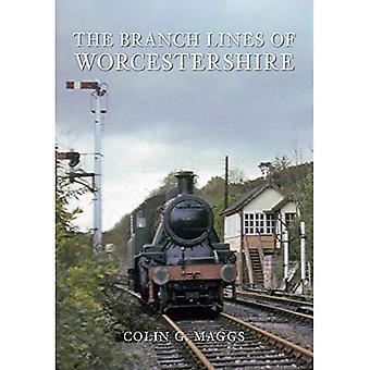 Les embranchements de Worcestershire (à travers le temps)