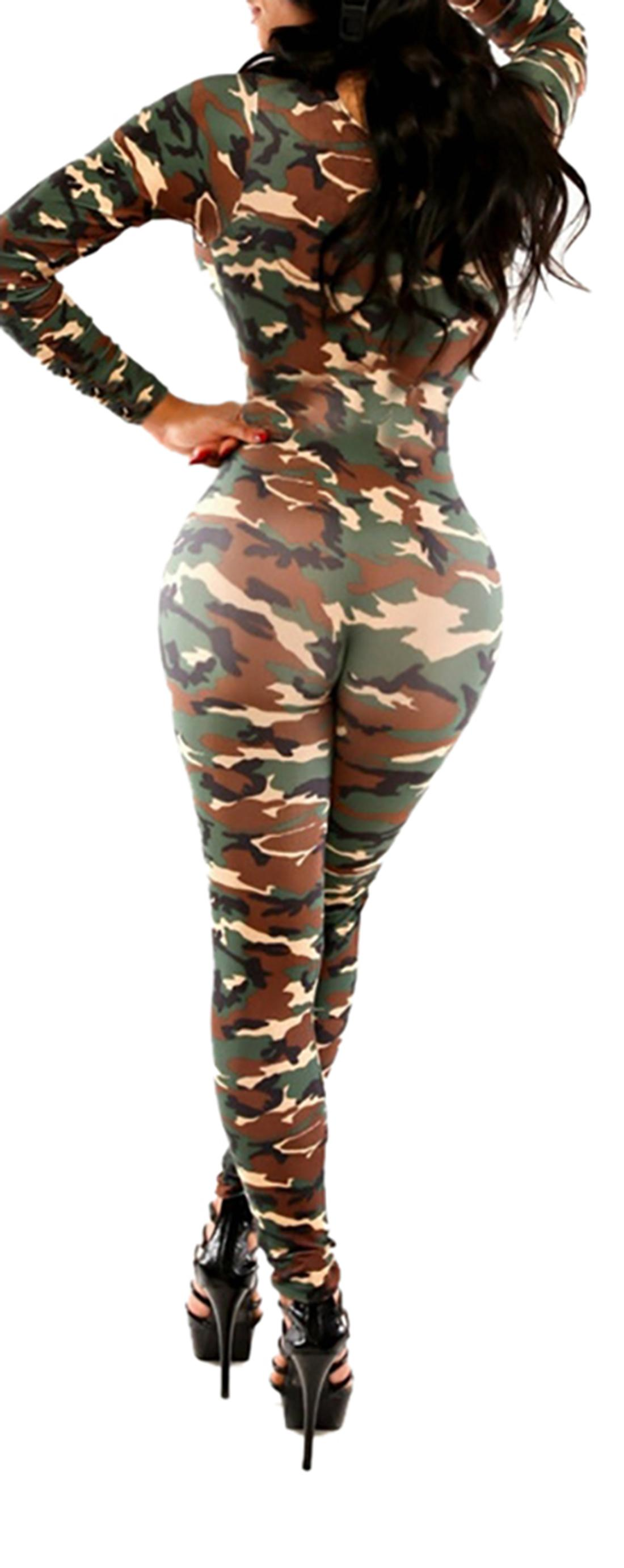 Waooh69 - Combination printed military Lhas